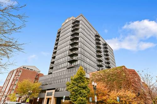 1309 N Wells Unit 808, Chicago, IL 60610 Old Town