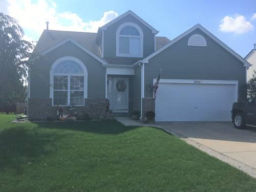 7424 Kenicott, Plainfield, IL 60586