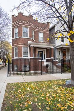 3534 W Belden Unit 1, Chicago, IL 60647 Logan Square