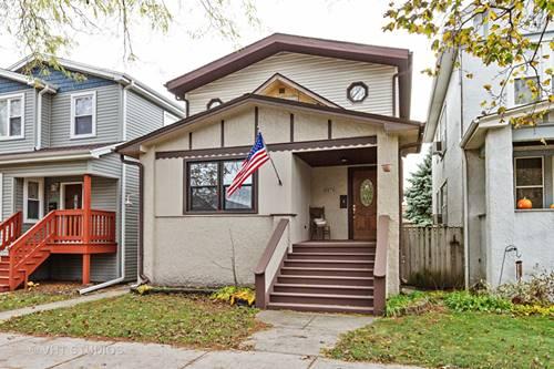 4678 N Kasson, Chicago, IL 60630