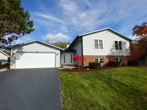 863 Shorewood, Bartlett, IL 60103