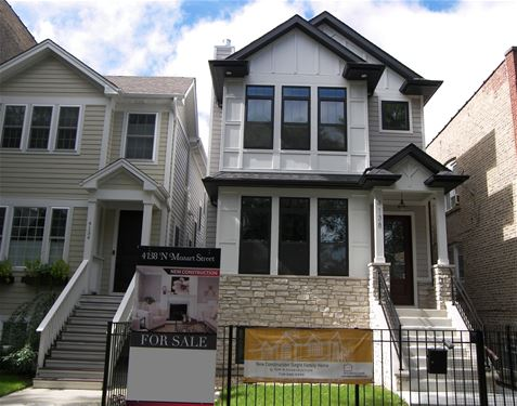 4138 N Mozart, Chicago, IL 60618