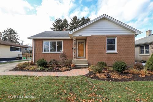 323 Garfield, Libertyville, IL 60048