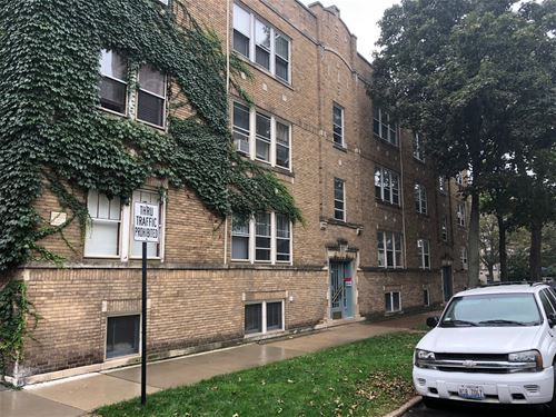 1655 W Gregory Unit 2, Chicago, IL 60640 Andersonville
