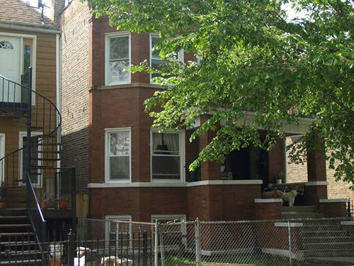 2634 N Central Park, Chicago, IL 60647