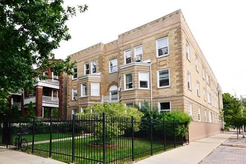 1226 W Sunnyside Unit 2E, Chicago, IL 60640 Uptown