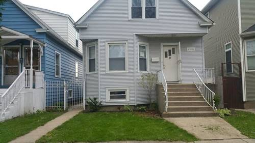 4518 N Harding, Chicago, IL 60625