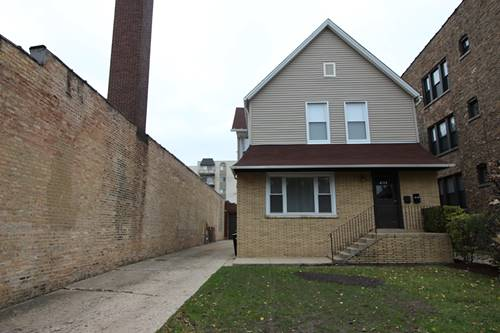4124 N Pulaski Unit 1, Chicago, IL 60641