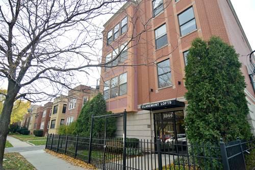 3944 N Claremont Unit 205, Chicago, IL 60618 North Center