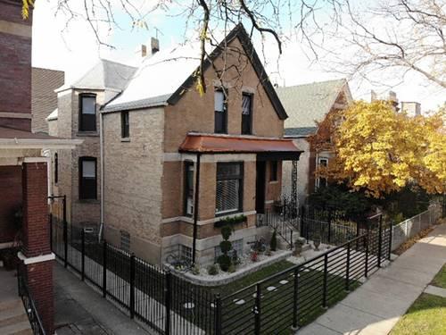 1834 N Karlov, Chicago, IL 60639