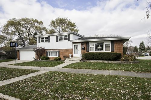 9260 S 89th, Hickory Hills, IL 60457