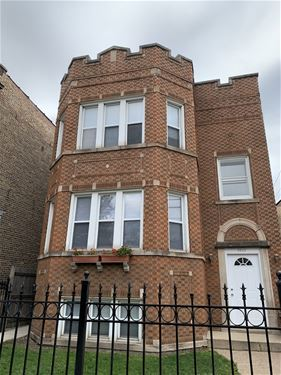 6243 S Rockwell, Chicago, IL 60629