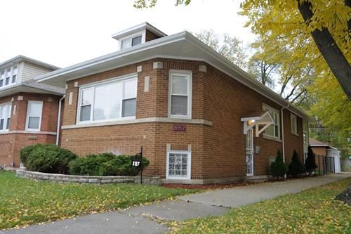8157 S Blackstone, Chicago, IL 60619