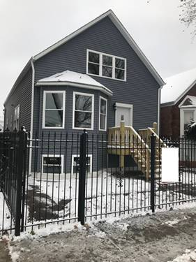 2421 N Marmora, Chicago, IL 60639