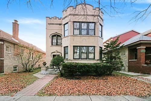 5818 N Fairfield, Chicago, IL 60659