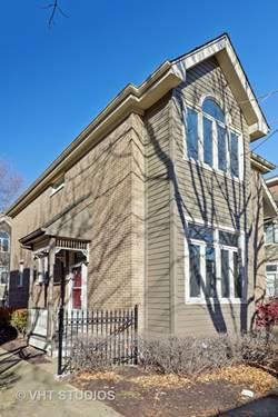 1248 W Fletcher Unit A, Chicago, IL 60657 Lakeview