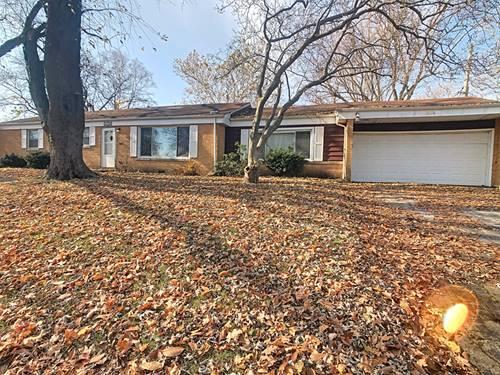 21326 Butterfield, Matteson, IL 60443