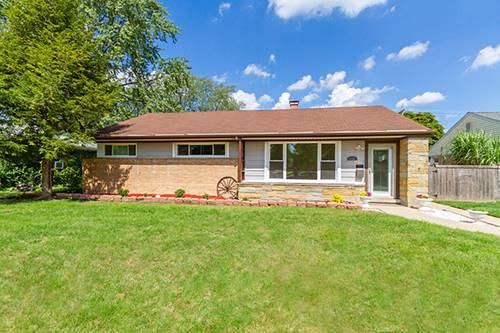 658 Oakwood, Des Plaines, IL 60016