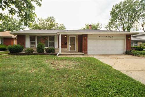 17146 S Ingleside, South Holland, IL 60473
