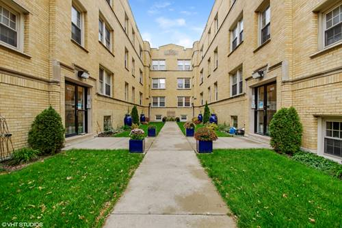 1620 W Wallen Unit 2N, Chicago, IL 60626