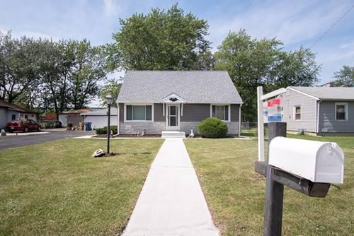 7634 S Ferdinand, Bridgeview, IL 60455