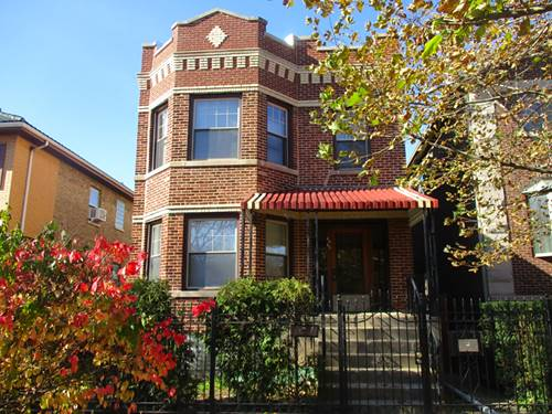 4040 N Francisco Unit 2, Chicago, IL 60618