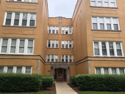 6311 N Albany Unit 2A, Chicago, IL 60659 West Ridge