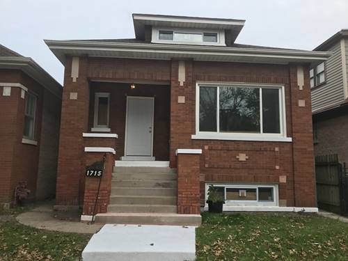 1715 N Long, Chicago, IL 60639