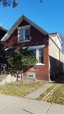 4405 S Campbell, Chicago, IL 60632