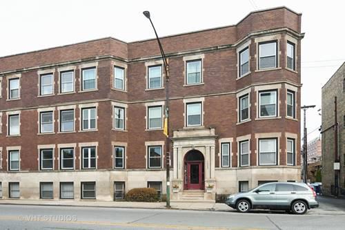 1022 W Irving Park Unit 3, Chicago, IL 60613 Uptown