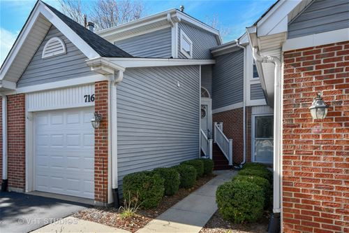 716 Hoover Unit 716, Carol Stream, IL 60188