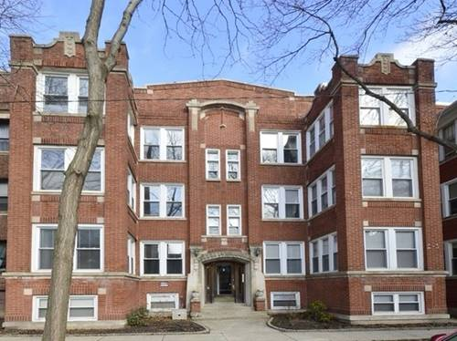 1534 W Rosemont Unit G, Chicago, IL 60660 Edgewater