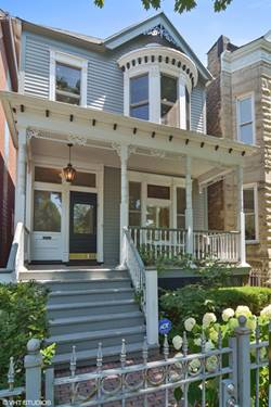2723 N Mildred, Chicago, IL 60614 Lincoln Park