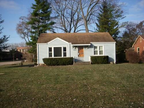 101 Carpenter, Carpentersville, IL 60110