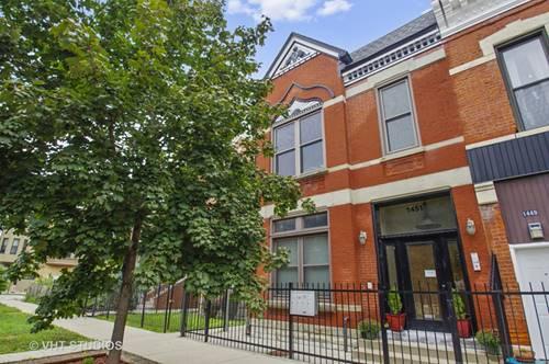 1451 N Artesian Unit 3, Chicago, IL 60622