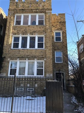 6413 N Bell Unit 2, Chicago, IL 60645