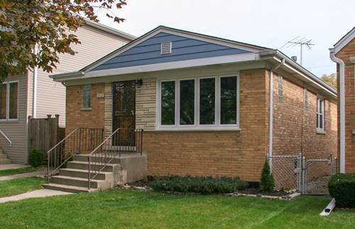 3533 N Overhill, Chicago, IL 60634