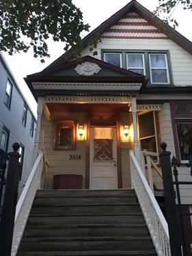 3518 W Shakespeare, Chicago, IL 60647 Logan Square