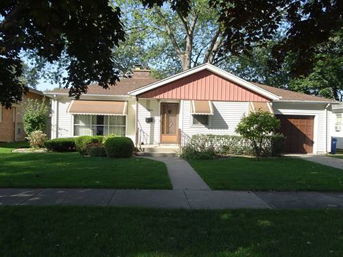 10038 S Kildare, Oak Lawn, IL 60453