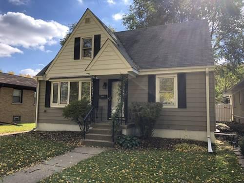 3539 Madison, Lansing, IL 60438