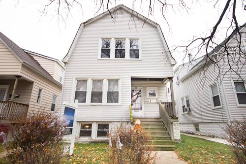 5923 W Eastwood, Chicago, IL 60630