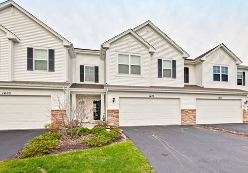 1407 Isle Royale, Pingree Grove, IL 60140