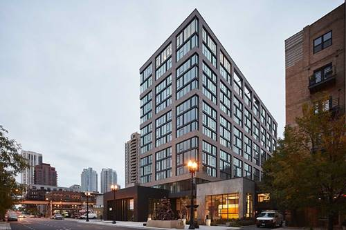165 N Desplaines Unit 1411, Chicago, IL 60661 West Loop
