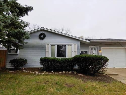 938 Berkley, Carpentersville, IL 60110