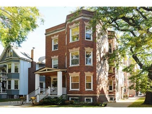 3903 N Seeley Unit G, Chicago, IL 60618 North Center
