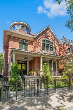 3438 N Greenview, Chicago, IL 60657 Lakeview