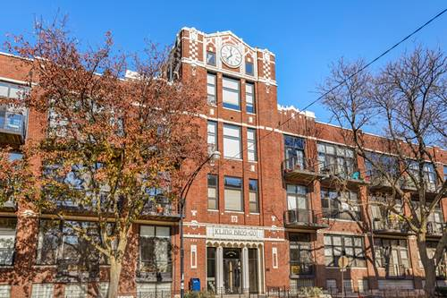 2300 W Wabansia Unit 313, Chicago, IL 60647 Bucktown