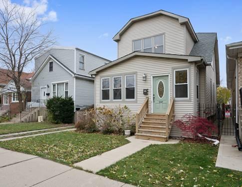 5317 N Mcvicker, Chicago, IL 60630