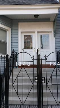1343 W Belmont Unit 2, Chicago, IL 60657 Lakeview