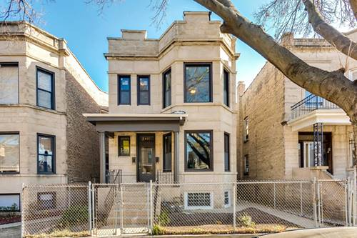 2421 N Kimball, Chicago, IL 60647 Logan Square